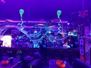 A halloween event